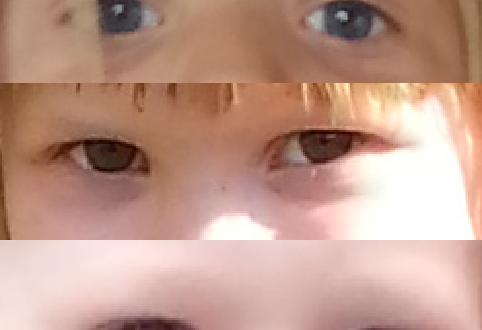 Oczy naszych adoptowanych dzieci